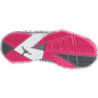 basketball shoes for girls jordans. jordan true flight - girls\u0027 grade school grey / white basketball shoes for girls jordans n