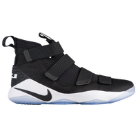 Nike LeBron Soldier 11 - Men\u0027s - Lebron James - Black / White