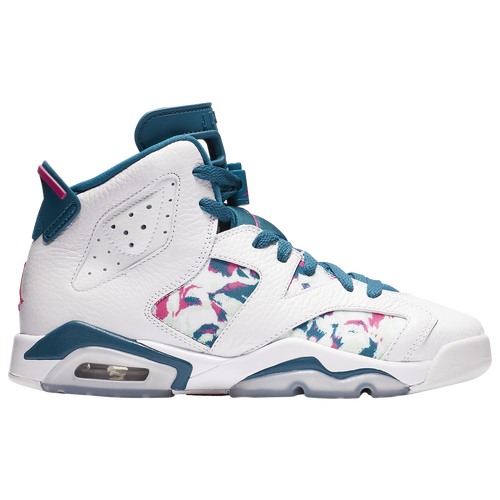 b34e16caf24f1 Jordan Retro 6 - Girls  Grade School - Shoes