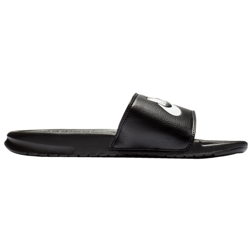 f26f329a194c Nike Benassi JDI Slide Mens Casual Shoes Black/White lovely ...