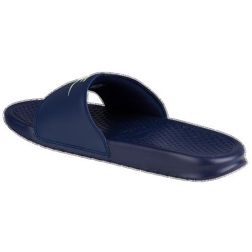 Nike Benassi JDI Slide - Men's - Casual - Shoes - Binary ...