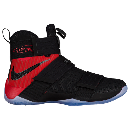 Nike Lebron Team Red And Black Soldier Team Lebron Red Musée des 8882c9
