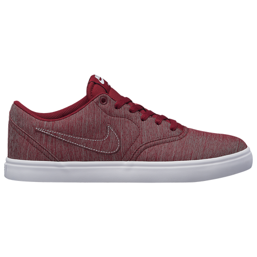 low priced 2a8a3 50442 Nike SB Check Solar - Men s - Skate - Shoes - Red White nike sb