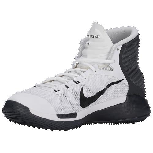 official photos 94d81 e5a91 85%OFF Nike Prime Hype DF 2016 Mens Basketball Shoes White ...