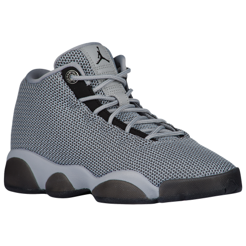 6ca079a9a ... white  jordan horizon ls boys grade school basketball shoes wolf grey  black metallic silver