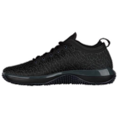 jordan black shoes
