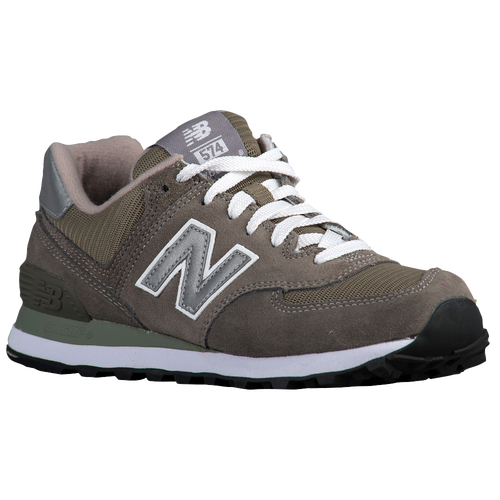 new balance 574 women's grey