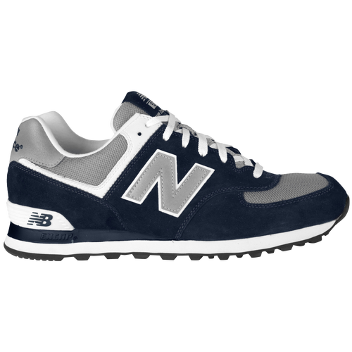 ... New Balance 574 - Men\u0026#39;s - Black / Silver