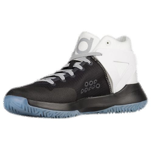 47f0e3de1dc9 on sale Nike KD Trey 5 IV Mens Basketball Shoes Durant Kevin Black White