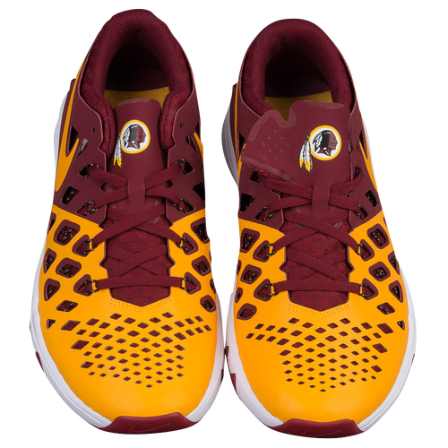 8d645f0a86f5 durable service Nike Train Speed 4 Mens Training Shoes Washington Redskins  University Gold Team Red