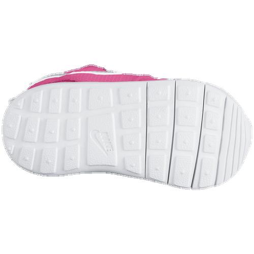 4e5ea7beb4e99 Nike Roshe One Girls Toddler Running Shoes Pink Blast White 50%OFF ...