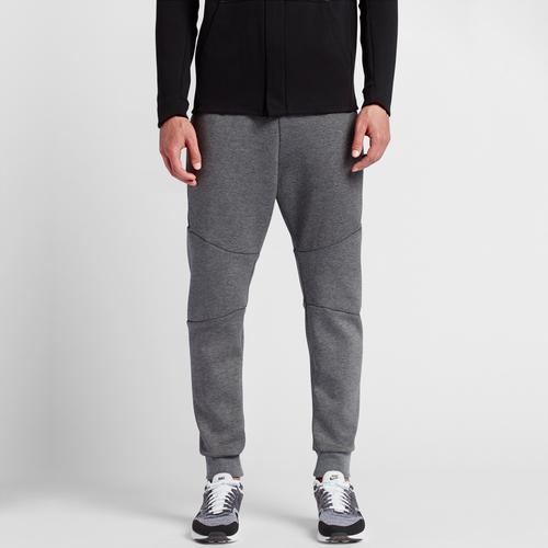 0cf7b9814ce8e Nike Tech Fleece Jogger Mens Casual Clothing Carbon Heather/Cool Grey cheap