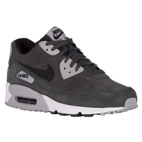 Nike Air Max 90 Men's Running Shoes Light Bone/Black/Black