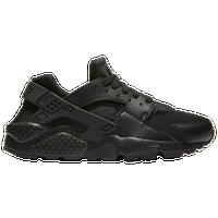 Nike Huarache Run - Boys\u0027 Grade School - All Black / Black