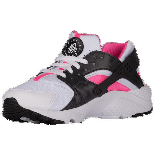 Black Pink Nike Running Shoes