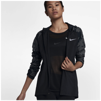 Nike Essential Flash Jacket - Women's Running - Black 56220010
