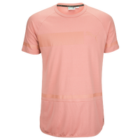 puma zenvo blush pink. PUMA Recharge Short Sleeve T-Shirt - Men\u0027s Pink / Puma Zenvo Blush