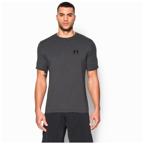 Under Armour Sportstyle Left Chest Logo T Shirt Men S Clothing