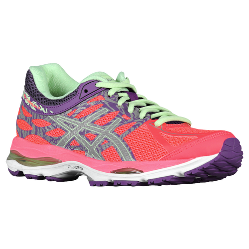 asics cumulus ladies trainers