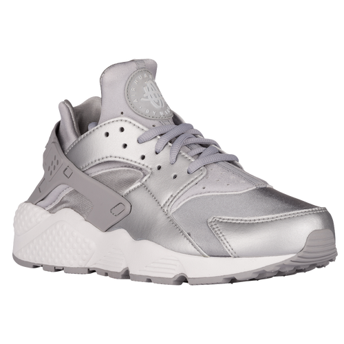 ce1403cd544a ... spain nike air huarache womens casual shoes metallic silver matte  silver pure platinum 1b001 49564