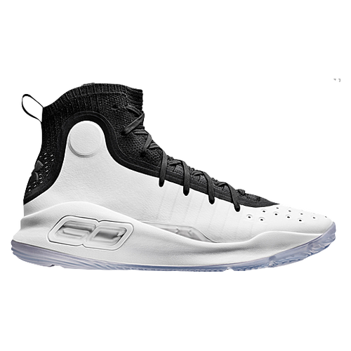 5ac3d751294 ... promo code for under armour curry 4 boys grade school basketball shoes  curry stephen black white