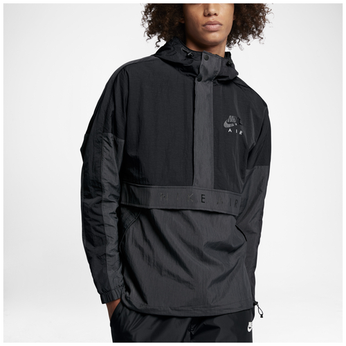 nike air anorak jacket men 39 s casual clothing black. Black Bedroom Furniture Sets. Home Design Ideas