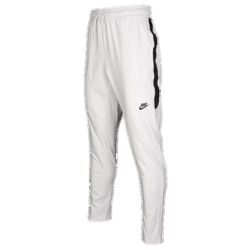 Nike Tribute Pants - Men's Casual - White/Black/Black 61652100