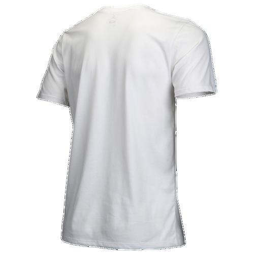 Jordan Training T-Shirt - Men's Basketball - White 62195100