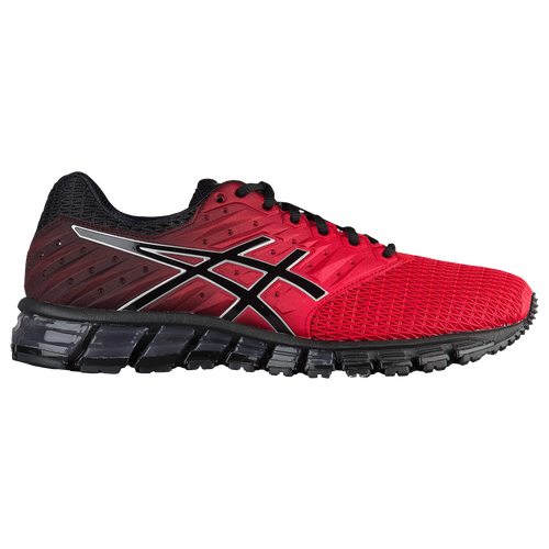 asics gel quantum 180 2 men 39 s running shoes classic red black silver. Black Bedroom Furniture Sets. Home Design Ideas