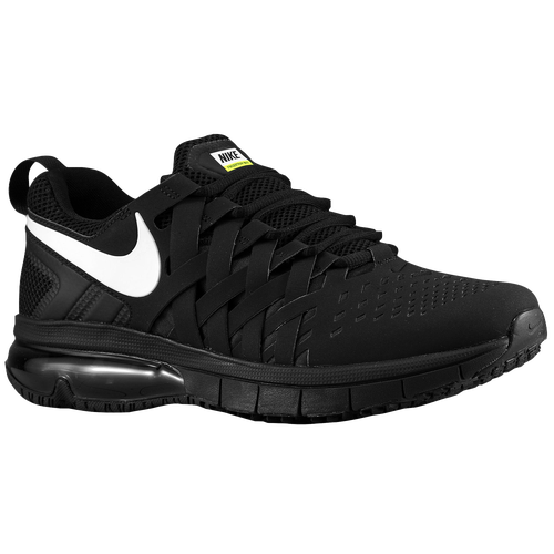 137de09347a5f 85%OFF Nike Fingertrap Max Free Mens Training Shoes Black Black White