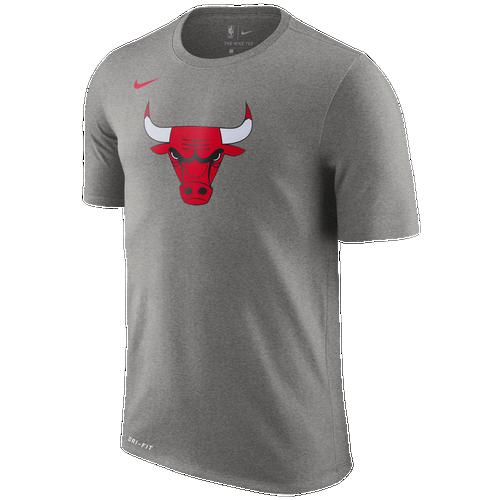 nike nba logo t shirt men 39 s clothing chicago bulls. Black Bedroom Furniture Sets. Home Design Ideas
