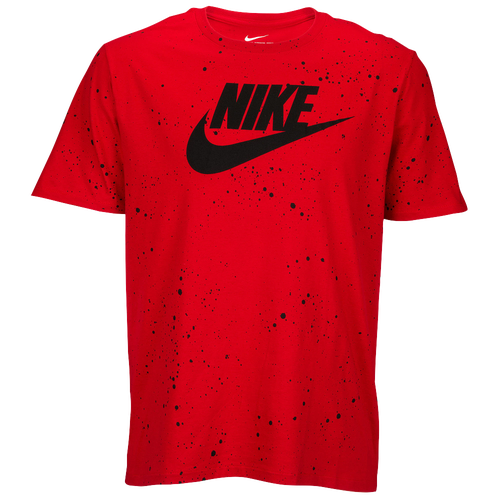 nike graphic t shirt men 39 s casual clothing sport. Black Bedroom Furniture Sets. Home Design Ideas