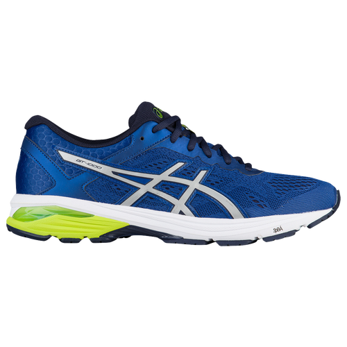 ASICS? GT-1000 6 - Men's Running Shoes - Limoges/Silver/Peacoat 744993
