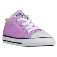Converse All Star Ox - Girls' Toddler - Purple / White