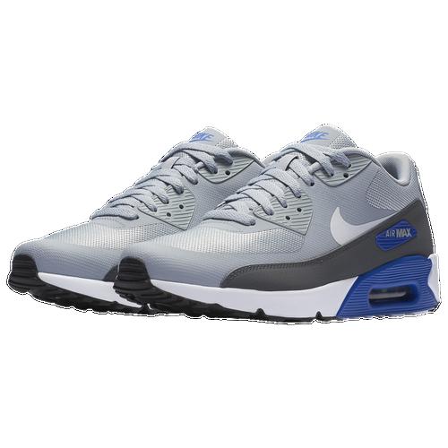 low priced 2a469 2bec0 ... Nike Air Max 90 Ultra 2.0 - Mens - Grey White Nike Air Max 90 Frauen Schuhe  weiß grün ...