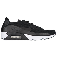 nike air max 90 ultra 2.0 flyknit mens black  white