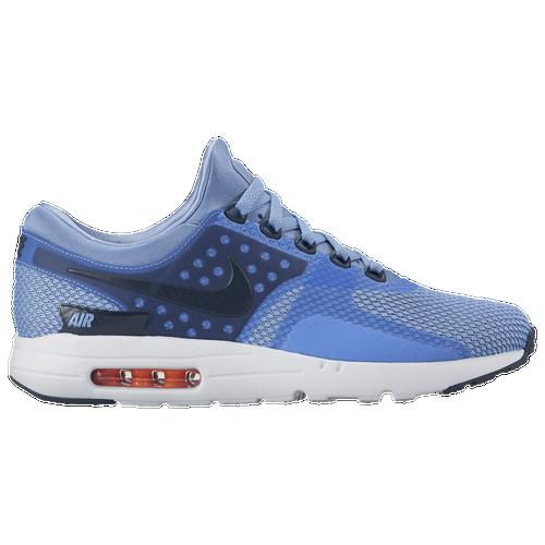 reasonably priced detailing online shop get nike sportswear air max zero essential work bleu a2e63 a8c3f