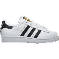 adidas Originals Superstar - Boys\u0027 Grade School - White / Black