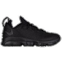 Nike LeBron 14 Low - Men's - LeBron James - Black / Grey