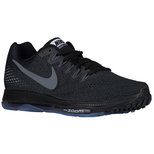 All Black Running Shoes Mens