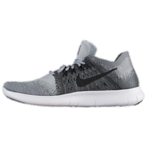 Nike Free RN Flyknit 2017 - Men's - Running - Shoes - Wolf ...