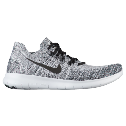 e28785018b2e4 Nike Free RN Flyknit 2017 - Men's - Running - Shoes - White/Black/Stealth/Pure  Platinum