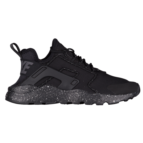 nike huarache run ultra black and grey
