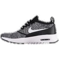 Nike Air Max Thea Ultra Flyknit - Women's - Black / White