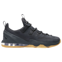 Nike LeBron XIII Low - Men\u0027s - Lebron James - Grey / Tan