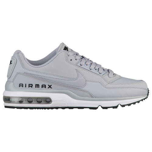 watch 4a8fa 2f0e0 70%OFF Nike Air Max LTD Mens Running Shoes Wolf GreyWhiteBlack