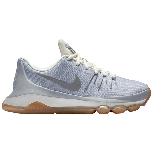 a44d81f0375a ... wholesale nike kd 8 boys grade school basketball shoes durant kevin grey  silver fcc91 33178