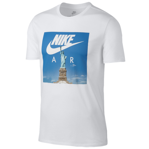 Nike Air 1 T Shirt Men 39 S Casual Clothing White White