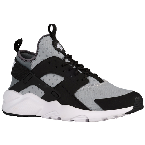 nike huarache for men black white