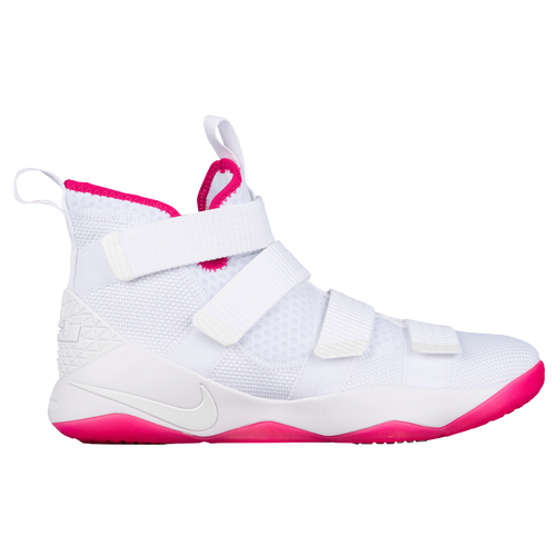 All Pink Basketball Shoes